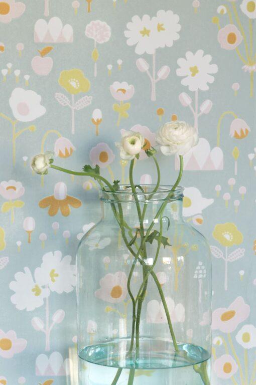Bloom by Majvillan in Grey 121-01 F