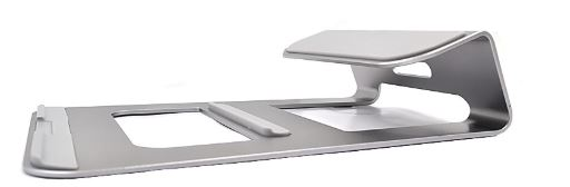 Get ergonomic with a laptop stand