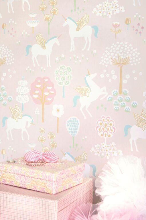 True Unicorns in Pink by Majvillan 116-03 B
