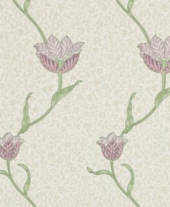 Tulip Wallpaper by Morris & Co