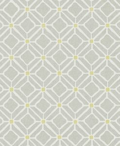 Fretwork Wallpaper by Sanderson Home