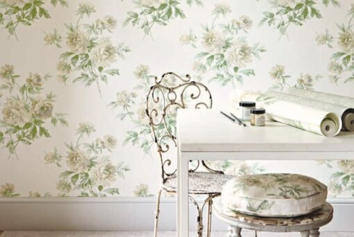 Adele Wallpaper from the Caverley Collection