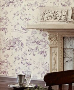 Aesops Fables wallpaper from the Caverley Collection
