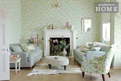 Blossom Bough Wallpaper from Maycott Wallpapers by Sanderson Home