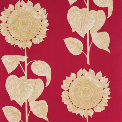 Palladio Sunflower Wallpaper