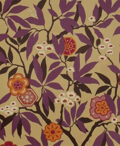 Primavera Wallpaper from Vintage Wallpapers I by Sanderson Home