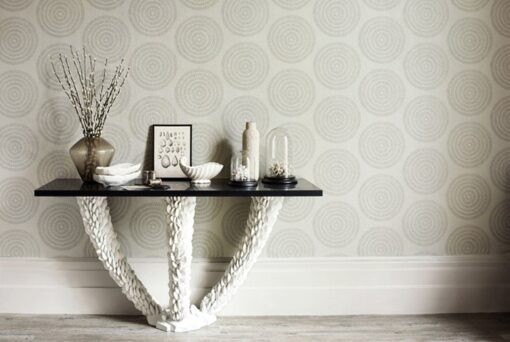 Delphi Wallpaper Wallpaper from Aegean Wallpapers by Sanderson Home