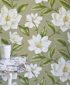 Grandiflora wallpaper from A Painter's Garden
