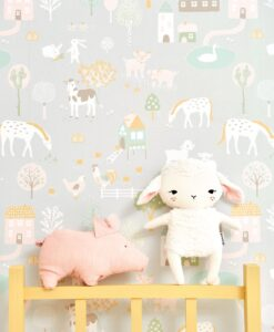My Farm wallpaper by Majvillan