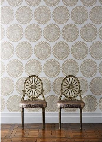 Medina Wallpaper from Leonida Wallpapers by Harlequin