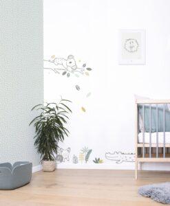 Decorating a kid's nursery