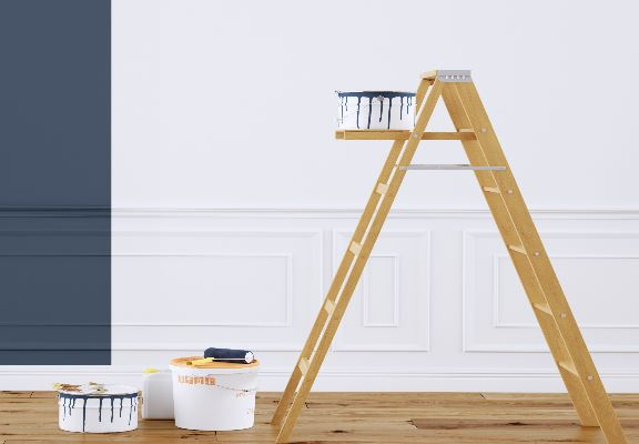 Painting and decorating your home